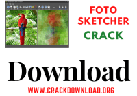 FotoSketcher Crack