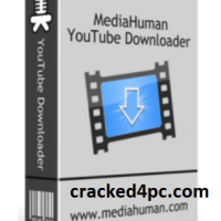 MediaHuman YouTube Downloader Crack 3.9.9.47 (1710) Latest 2021