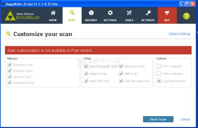 RogueKiller 14.7.3.0 Crack Premium + Activation Code 2020