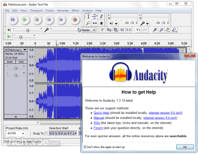 Audacity 2.4.2 Crack With Serial Key [Mac/PC] Free Download 2020