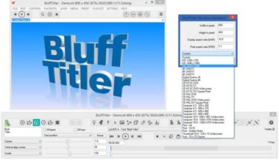 BluffTitler 15.0.0.2 Crack With Serial Key Full Version 2020