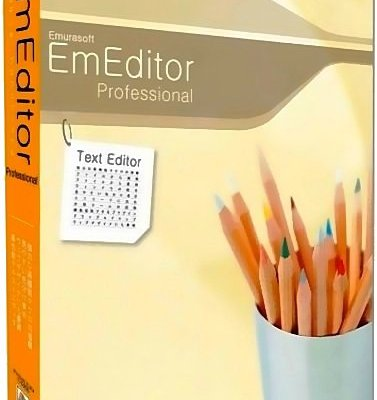 EmEditor Professional 19.7.0 Crack & Key Latest Free Version 2020