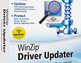 WinZip Driver Updater 5.31.3.10 Crack [Latest Version] With Key