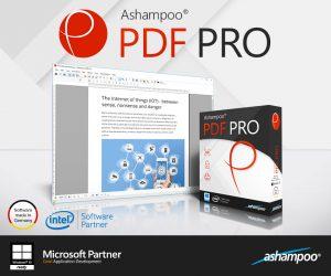Ashampoo PDF Pro 2.0.3 Crack Activation Code 2019 {Lifetime}