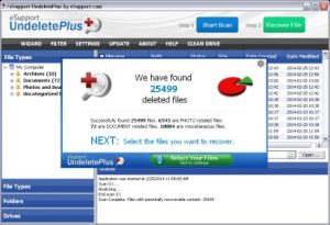 Undelete Plus 3.0.19.329 Crack Key 2019 Full Version