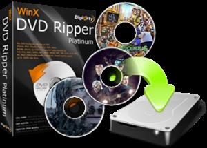 WinX DVD Ripper Platinum 8.20.4.2245 Crack + Serial Key 2020 [Lifetime]