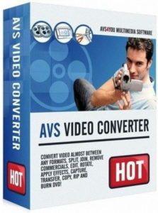 AVS Video Converter 12.0.1 Crack + License Key Latest [Updated]