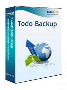 EaseUS Todo Backup 11.5 Crack & Serial Key [New Updated]
