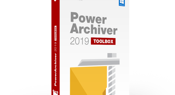 PowerArchiver Pro 2019 19.00.59 Crack And Serial Key Free Download