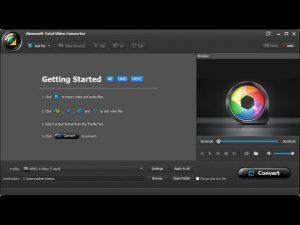 Aiseesoft Total Video Converter Ultimate Crack 9.2.32 With Keygen
