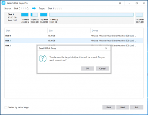 EaseUS Disk Copy Pro 3.5 Crack + Serial Key Full Free Download
