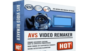 AVS Video ReMaker 6.4.4 Crack + License Code Serial 2021