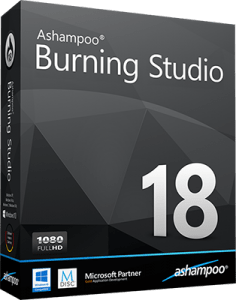 Ashampoo Burning Studio 18 Key