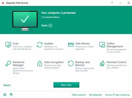 Kaspersky Antivirus 2017 Crack