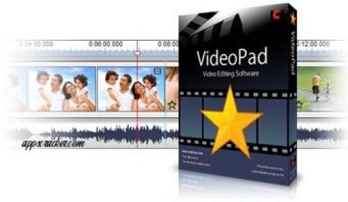 VideoPad Video Editor License Key & Serial Full Free Download