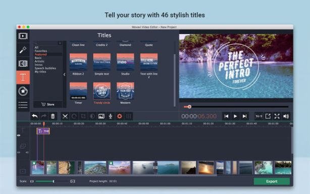 Movavi Video Editor 15.0.1 Crack & License Key Free Download