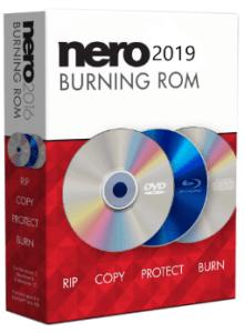nero burner free download with crack