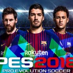 PES 2018 License Key & Crack Full Keygen Free Download