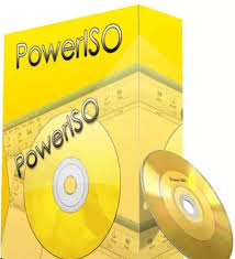 PowerISO 7.2 Crack & License Key Full Free Download