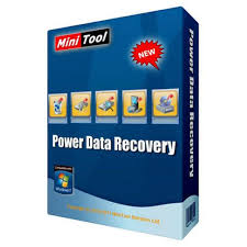 MiniTool Power Data Recovery 8.1 Crack + Keygen Free Download