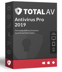 Total AV Antivirus 2019 Crack & License Key Full Free Download