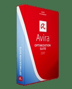 Avira Optimization Suite 1.2.122.27919 License Key Free Download