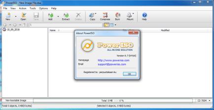 PowerISO 7.2 Crack & License Key Full Free Download