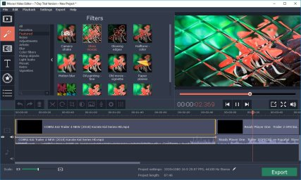 Movavi Video Editor 15.0 Crack & License Key Full Free Download