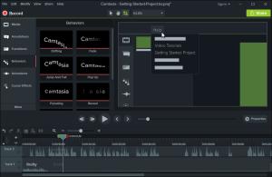 Camtasia Studio 2018.0.6