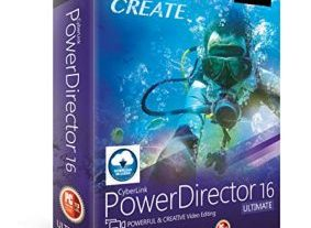 Cyberlink PowerDirector 17 Crack & License Key Full Free Download