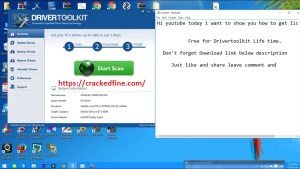 Driver Toolkit 8.6.0.1 Crack + License Key 2020