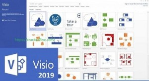 Microsoft Visio Pro 2019 Crack & Product Key (Latest)