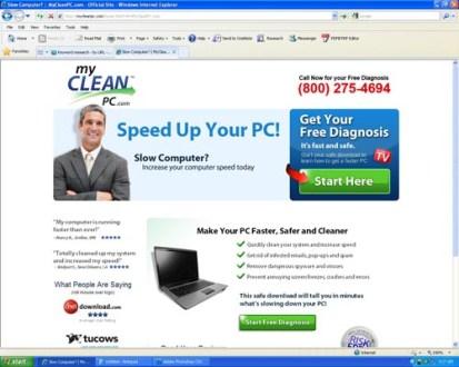 MyCleanPC Crack