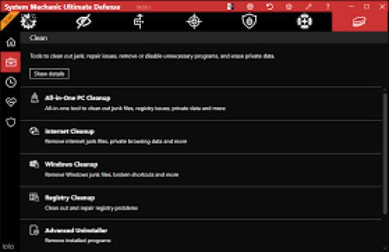 System Mechanic Ultimate Defence 19.0.1.31