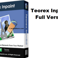 Teorex Inpaint Crack Full Serial Keys
