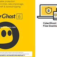 CyberGhost VPN Premium Crack Full Free