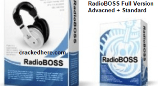 RadioBOSS Crack Full Key License