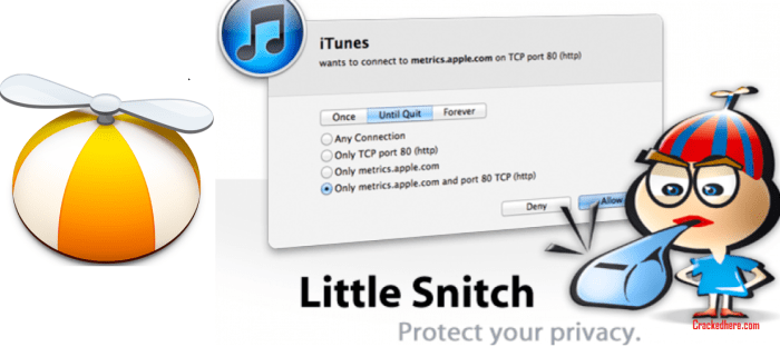 Little Snitch 4 4 2 Crack With Torrent Plus Keys Free