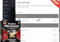 System Mechanic Pro Crack Keygen