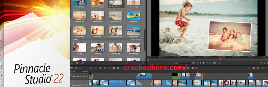 Pinnacle Studio Pro Crack