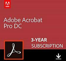 Adobe Acrobat Pro DC 19.012.20035 Crack With Activation Key 2019
