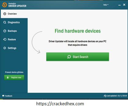 Auslogics Driver Updater 1.24.0.3 Crack