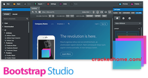Bootstrap Studio Torrent Free