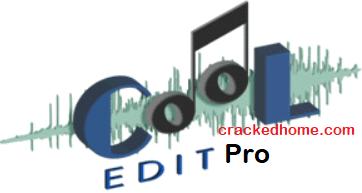 Cool Edit Pro Crack Free