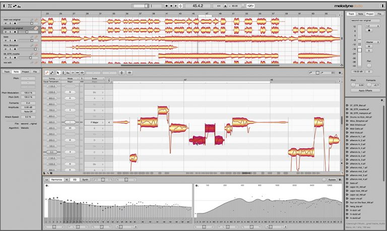 Melodyne Pro 2020 Crack With Serial Key Free Download