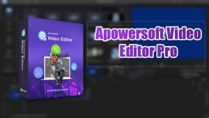 apowersoft video editor crack download
