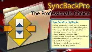 SyncBackPro Crack