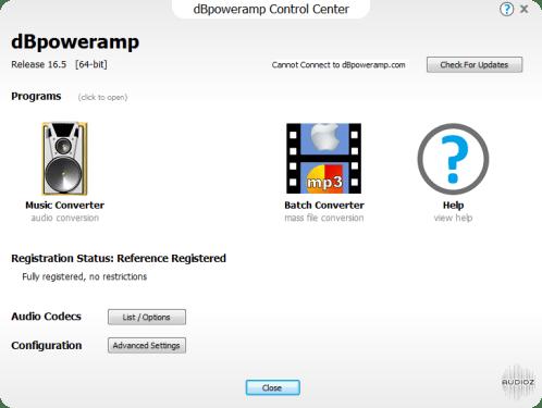 DBPowerAMP Music Converter Crack