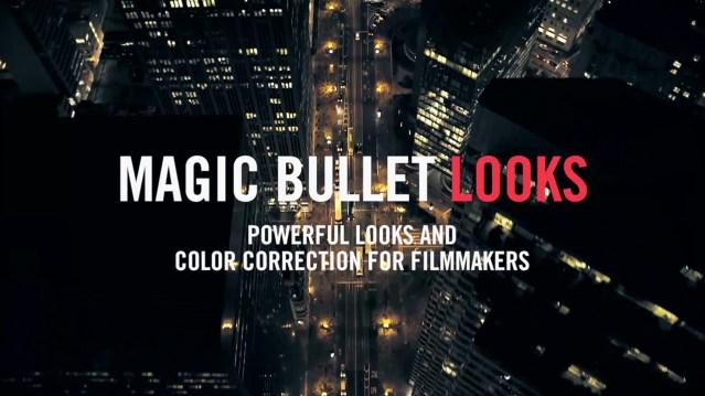 Magic Bullet Looks Crack