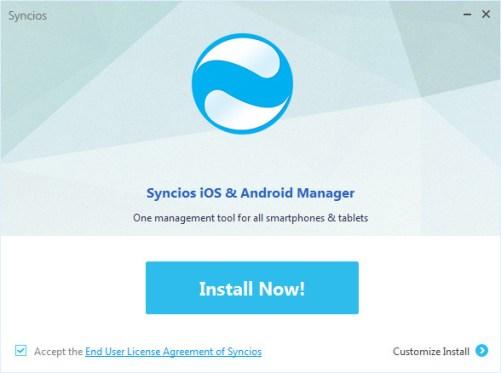 SynciOS Data Transfer Crack v6 6 6 With Key File Get